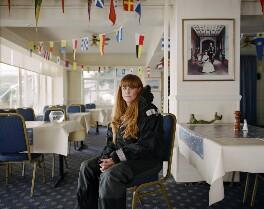 Kelly Tolhurst, by Jooney Woodward - NPG x200835