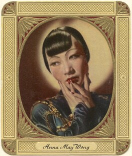 Anna May Wong, published by Ross-Verlag - NPG x200852