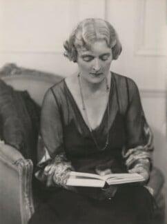 Sybil Thorndike, by Yvonne Gregory - NPG x199961