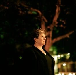 Emily Thornberry, by Lydia Goldblatt - NPG x200843
