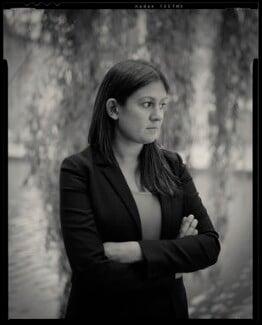 Lisa Nandy, by Alys Tomlinson - NPG x200844