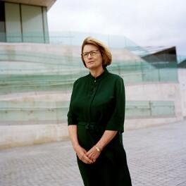 Dame Louise Ellman, by Carlotta Cardana - NPG x200845
