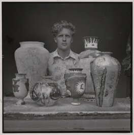 Grayson Perry, by Matthew R. Lewis - NPG x200864