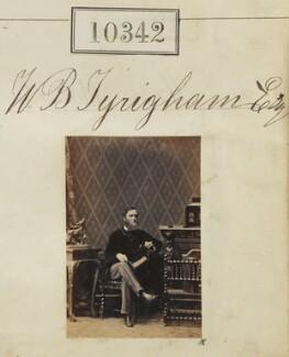 Mr W.B. Tyringham, by Camille Silvy - NPG Ax60056