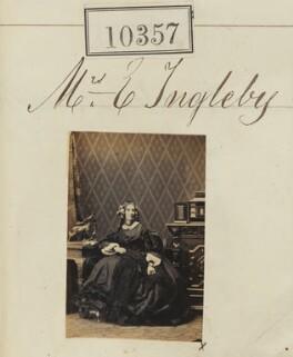 Mrs Elizabeth Ingleby, by Camille Silvy - NPG Ax60071