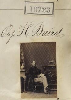 Captain T.C. Baird, by Camille Silvy - NPG Ax60434
