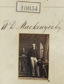 Mr W.D. Mackenzie, by Camille Silvy - NPG Ax60560