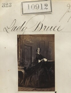 Lady Bruce, by Camille Silvy - NPG Ax60618