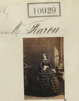Mrs Fearon, by Camille Silvy - NPG Ax60635