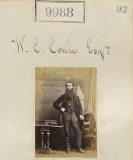Mr W.C. Cowie, by Camille Silvy - NPG Ax59706