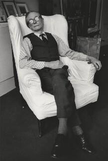 Sir William Menzies Coldstream, by Harry Diamond - NPG x210042
