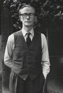 Sir William Menzies Coldstream, by Harry Diamond - NPG x210043