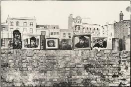 Kilburn and the High Roads (Ian Dury and band members), by Harry Diamond - NPG x210057