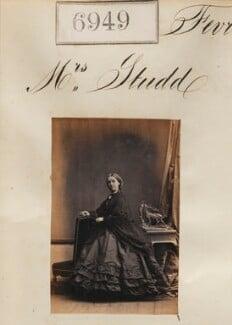 Mrs Studd, by Camille Silvy - NPG Ax56868