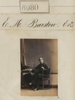 Mr E.M. Barstow, by Camille Silvy - NPG Ax56898