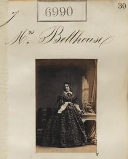 Mrs Bellhouse, by Camille Silvy - NPG Ax56908