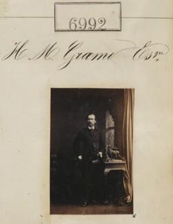 Mr H.M. Groeme, by Camille Silvy - NPG Ax56910