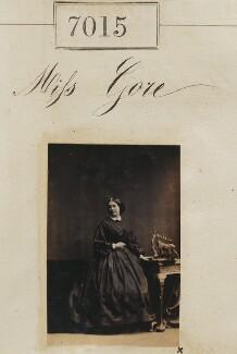 Miss Gore, by Camille Silvy - NPG Ax56931