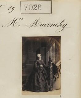 Mrs Maconchy, by Camille Silvy - NPG Ax56942