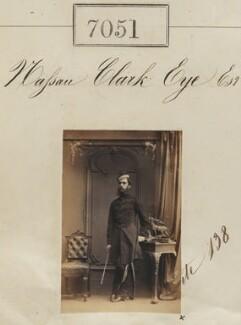 Nafsau Clark Eye, by Camille Silvy - NPG Ax56967