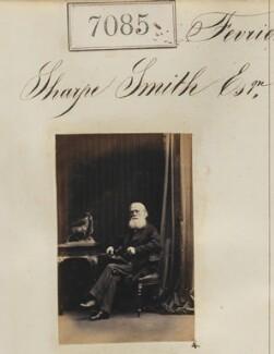 Sharpe Smith, by Camille Silvy - NPG Ax57001