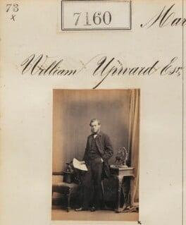 William Upward, by Camille Silvy - NPG Ax57076