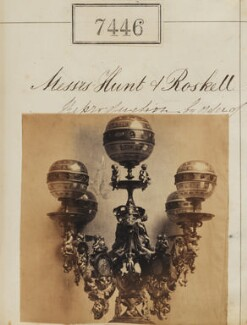 'Reproduction by order of Messrs Hunt & Roskell', by Camille Silvy - NPG Ax57349