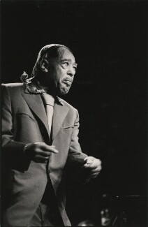 Duke Ellington, by Harry Diamond - NPG x210093