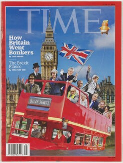 How Britain Went Bonkers, by Coldwar Steve (Christopher Spencer), published by  Time Magazine UK Ltd - NPG D48909