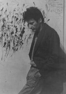 Lucian Freud, by Harry Diamond - NPG x210120