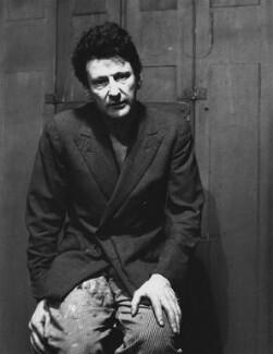 Lucian Freud, by Harry Diamond - NPG x210121