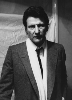 Lucian Freud, by Harry Diamond - NPG x210123