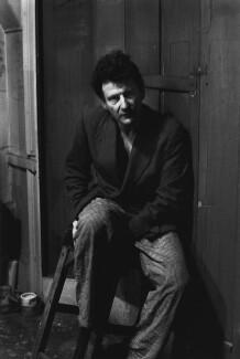 Lucian Freud, by Harry Diamond - NPG x210126
