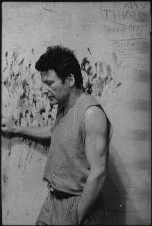 Lucian Freud, by Harry Diamond - NPG x210131