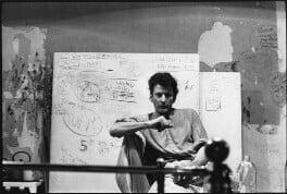 Lucian Freud, by Harry Diamond - NPG x210133