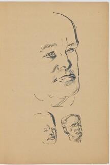 Kenneth Clark, Baron Clark, by Norman Peter Dawson - NPG D611a