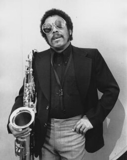Johnny Griffin, by Harry Diamond - NPG x210168