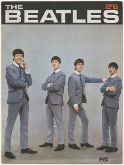 The Beatles (Paul McCartney; John Lennon; George Harrison; Ringo Starr), published by Unknown printer, after  Unknown photographer - NPG D48602