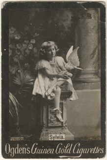 Sylvia, published by Ogden's, after  Benjamin Joseph Falk - NPG x198356