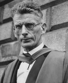 Samuel Beckett, by Unknown photographer - NPG x198373