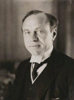 William Maxwell Aitken, 1st Baron Beaverbrook, by Unknown photographer - NPG x198401