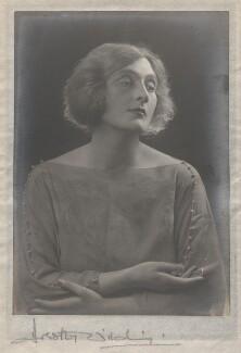 Dame Sybil Thorndike, by Dorothy Wilding - NPG x200863