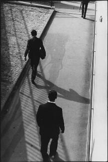 Unknown men, by Harry Diamond - NPG x210310
