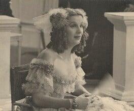 Diana Wynyard, by Unknown photographer - NPG x198492