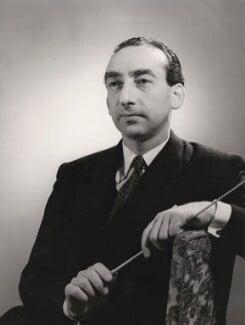Stanley Black (Solomon Schwartz), by Unknown photographer - NPG x198527
