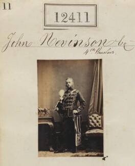 John Nevinson, by Camille Silvy - NPG Ax62060