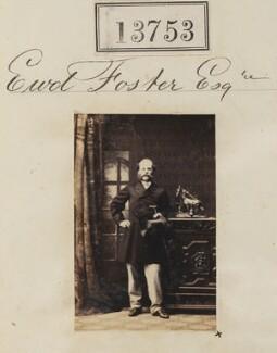 Edward Foster, by Camille Silvy - NPG Ax63384