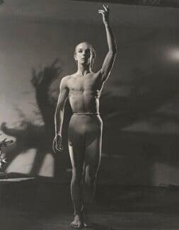 Alexis Rassine as Elihu in 'Job', by Angus McBean - NPG x198537
