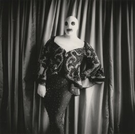 Leigh Bowery, by Matthew R. Lewis - NPG x200877