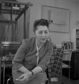 Margaret Leischner, by John Gay - NPG x200984